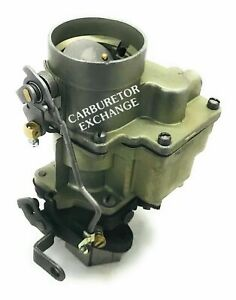 Chevy Gmc Carter Yf 1 Barrel Carburetor 235 Engine