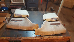 1969 1968 1970 Buick Riviera Quarter Window Panels Armrests Free U s Shipping