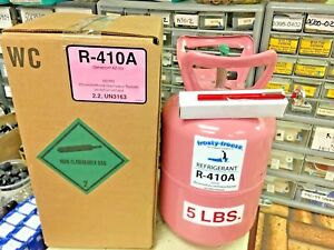 R410a Refrigerant 5 Lb Can 410a Best Value Ebay Free Shipping Thermometer