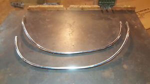 1969 1968 1970 Buick Riviera Front Fender Wheel Well Trim Free U s Shipping