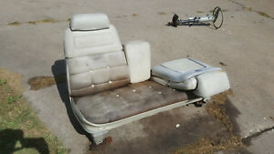 1969 1968 1970 Buick Riviera Strato Bucket Bench Seat Free U s Shipping Chevy