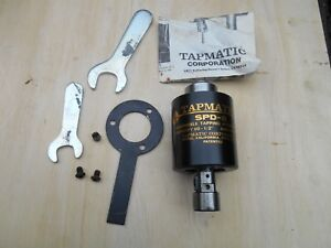 Tapmatic Spd 5 Reversible Tapping Attachment 0 1 2