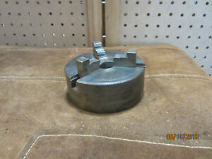 Craftsman Atlas Metal Lathe Chuck 4