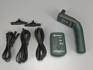 Greenlee Cs 8000 Circuit Seeker Circuit Tracer Breaker Finder Cs8000