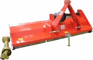 68 Standard Multi duty Flail Mower Cat i 3pt 28 hp Rating fh efg175