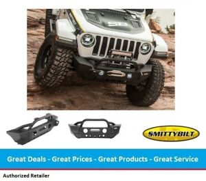 Smittybilt Gen2 Xrc Front Bumper For 18 Jeep Jl Wrangler And Gladiator