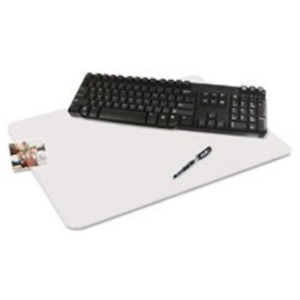 Artistic Office Products Glossy 38 X 24 Inches Clear Krystalview Desk Pad With