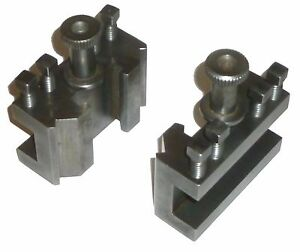 Enco Type Quick Change Tool Post Turning Facing Holder For 3 4 Shank Tools