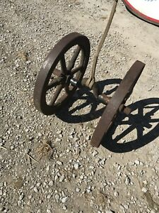 Fairbanks Morse Type H Or T Antique Hit And Miss Gas Engine Flywheels