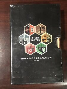 Field Notes Colors Workshop Companion Boxed 6 Memo Book Set Sealed