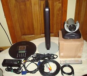 Lifesize Team Mp Video Conferencing W camera phone micpod remote