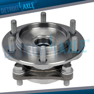 Front Wheel Bearing And Hub Assembly For 2wd Toyota 4runner Tacoma Fj Cruiser