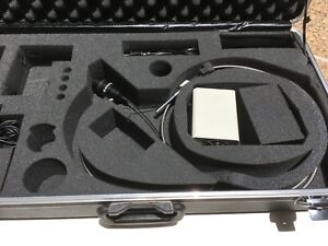 Ge everest Vit Industrial Fiberscope Fn2d10 With Light Source And Transport Case