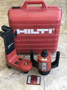 Hilti Pr 15 Laser Level For Parts Free Shipping