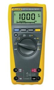 Fluke 177 Esfp 3 75 Digit Digital Multimeter New