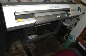 Roland Sp300i 30 Eco Solvent Printer