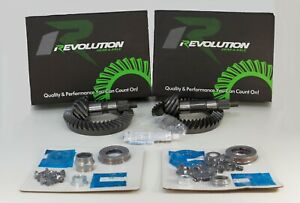 Revolution Gear Package 4 88 S W Mini Kits For 2016 Up Toyota Tacoma W 8 75