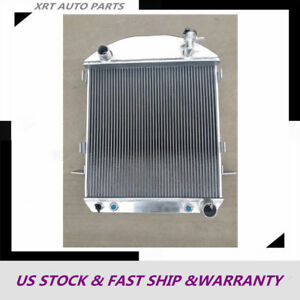Aluminum Radiator For Ford Model T Bucket Chevy Engine 1924 1927 Bc005
