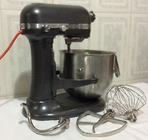 Kitchenaid Commercial Ksm8990dp 8qt Bowl 120v 11 3hp 500w 539 Free Shipping