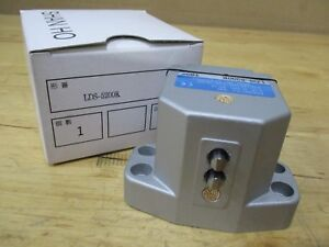 Shan Ho Limit Switch With 2 Plunger Lds 5200k