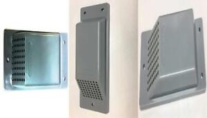 Shipping Container Vent gray Gray