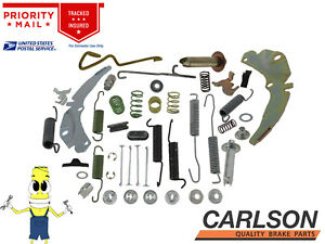 Complete Rear Brake Drum Hardware Kit For Chevy Impala 1963 1970 All