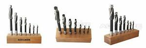 Accusizetools H s s Solid Cap Screw Counterbore Set 3 Flute Straight