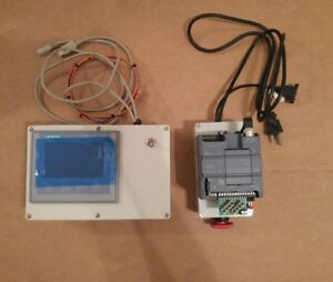 Complete Siemens Plc And Hmi Learning And Trainer Kit With Tia Portal V13