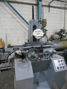 Harig 6 X 18 Hydraulic 2 axis Automatic Feed Surface Grinder Made In Usa