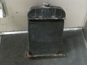 Farmall Cub Tractor Lo boy Radiator Core