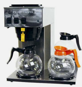 New Display Model Newco Ak 3 Pourer Coffee Brewer Has Been Tested W Water