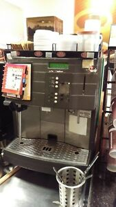 Schaerer Ambiente Espresso Coffee cappuccino Machine Used