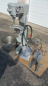 Hobart 30qt Mixer D300 220volt 1 Phase Professionally Rebuilt Very Clean