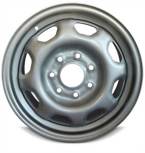 New 17x7 5 Steel Wheel Rim For 2010 2014 Ford F150 7 150mm 3893