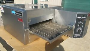 Lincoln Impinger 18 Inch Pizza Oven Model 1132 In Electric 208v Single phase