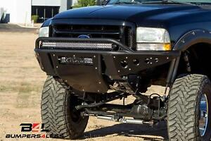Add F203061150103 Stealth Front Bumper For 1999 2007 Ford Excursion
