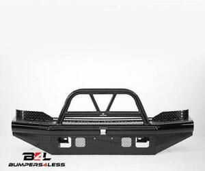 Ranch Hand Btf991blr Legend Series Black Pc Front Bumper For 99 04 Ford F 250 Sd