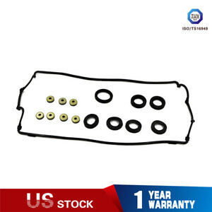 Valve Cover Gasket Grommets Fits 96 01 Honda Acura Integra Rs 1 8l 2 0l B18b1