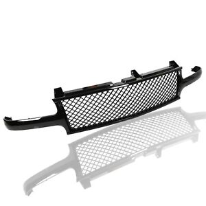 For 1999 02 Chevy Silverado 2000 06 Suburban tahoe Mesh Front Hood Grille Grill