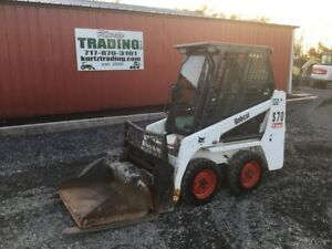 2011 Bobcat S70 Skid Steer Loader W Cab Coming Soon
