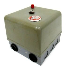Used Fireye Tfm 2 Flame Safeguard Control Tfm2