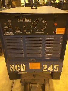 Miller Goldstar 300ss Welder Three Phase 230 460 Volt