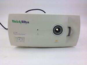 Welch Allyn Ref 90123 Light Source With Missing Foot