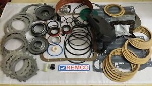 Transmission Deluxe Overhaul Rebuild Kit 4l60e For Chevy Chevrolet 97 03