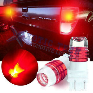 Red Strobe Flashing Warning Led Bulbs Brake Stop Tail Light For Ford F 150 F150