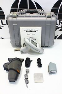Thermo Scientific Niton Xlp 818 Analyzer Handheld Xrf Gun Xlt Alloy Kit Xlp 800