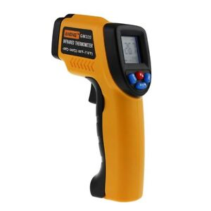 Non contact Lcd Ir Laser Infrared Digital Temperature Thermometer Gun Gm320 A