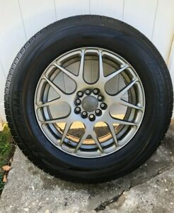 16 Inch Alloy Rims With Brand New Tires set Of 4