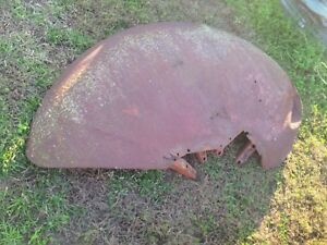 Ih Farmall W 9 Fenders pair