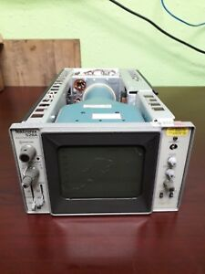 Tektronix 528a Waveform Monitor Oscilloscope_no Cover_as seen as available